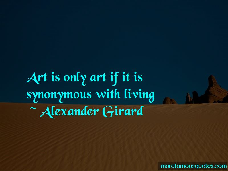 Alexander Girard Quotes Pictures 3