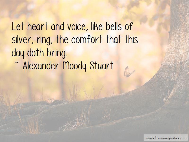 Alexander Moody Stuart Quotes