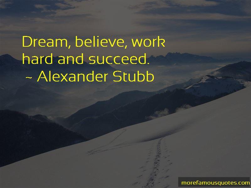 Alexander Stubb Quotes Pictures 3