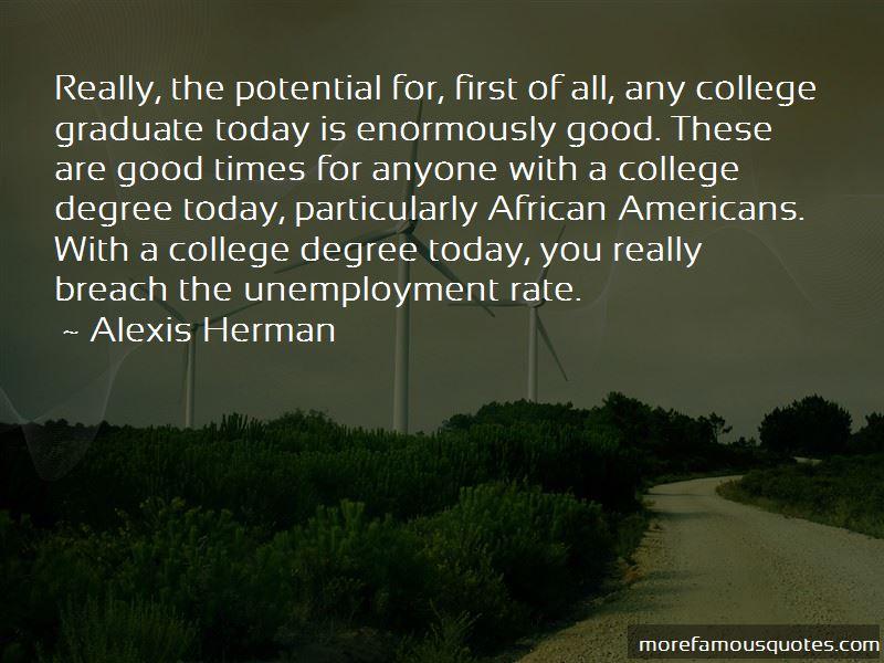 Alexis Herman Quotes Pictures 2