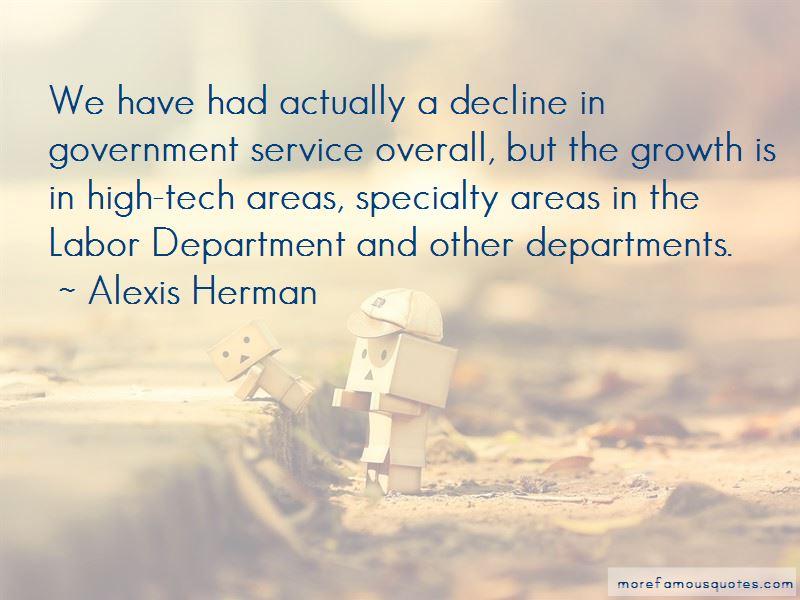 Alexis Herman Quotes Pictures 4
