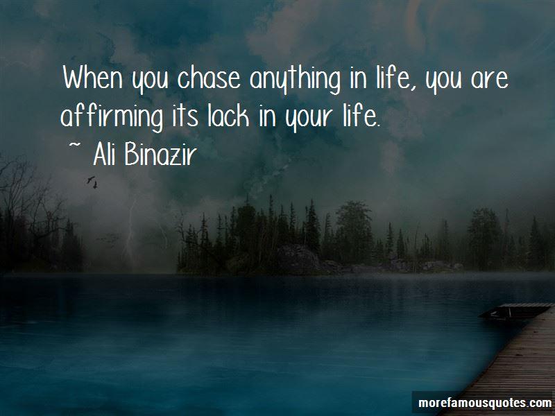 Ali Binazir Quotes