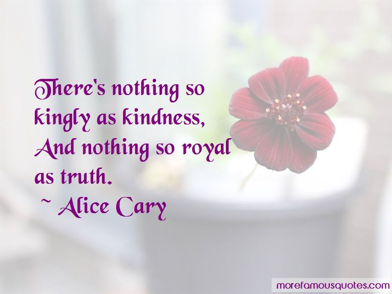 Alice Cary Quotes Pictures 2