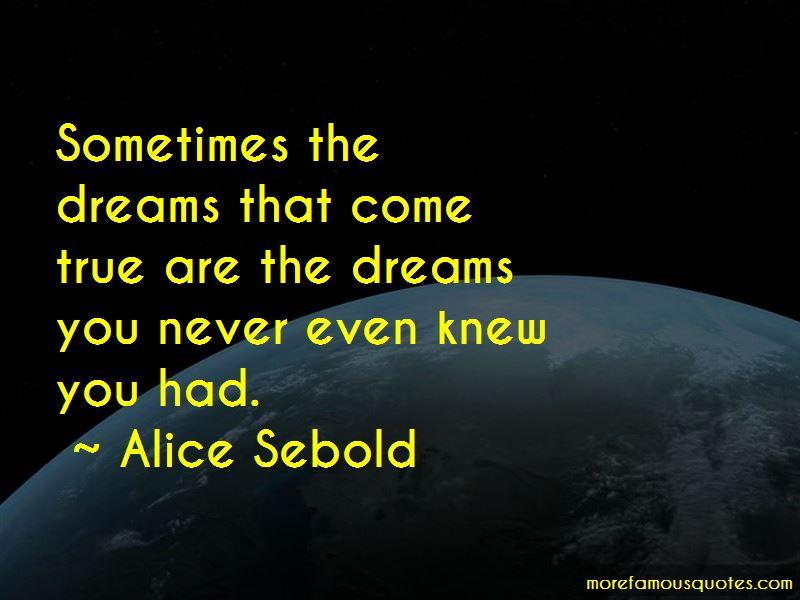 Alice Sebold Quotes Pictures 4