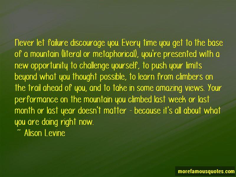 Alison Levine Quotes Pictures 3