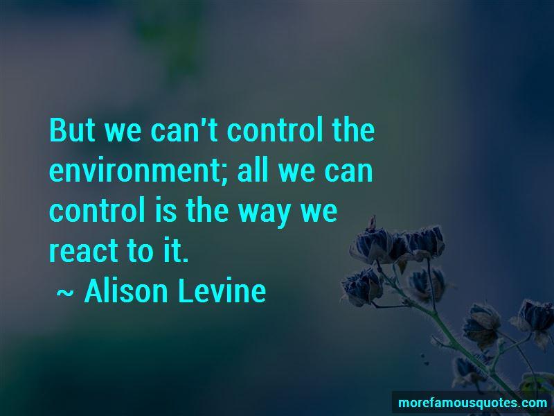 Alison Levine Quotes