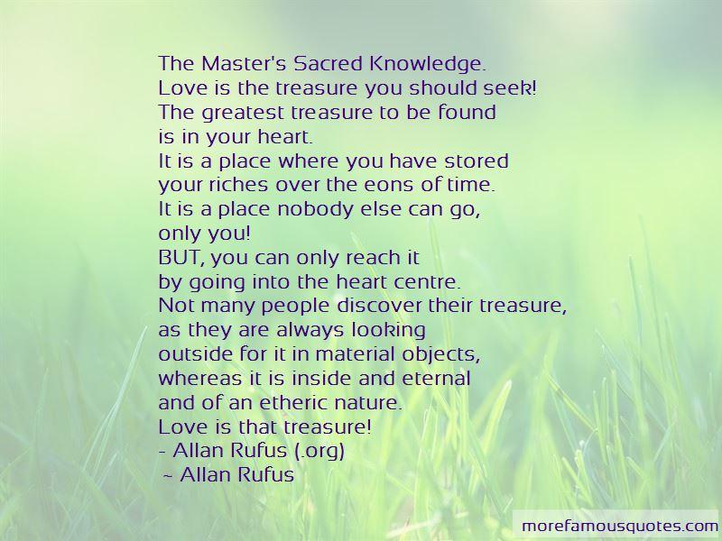 Allan Rufus Quotes Pictures 2