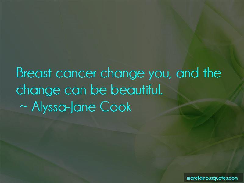Alyssa-Jane Cook Quotes