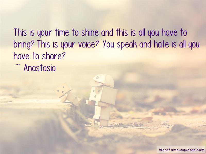 Anastasia Quotes Pictures 4