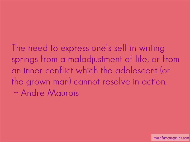 Andre Maurois Quotes Pictures 2