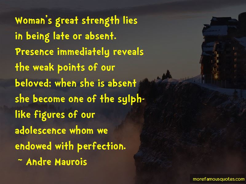 Andre Maurois Quotes Pictures 3