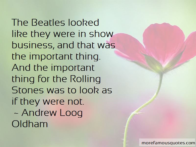 Andrew Loog Oldham Quotes Pictures 4
