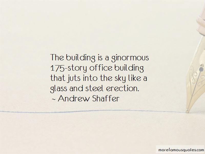Andrew Shaffer Quotes Pictures 2