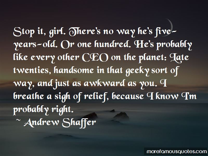 Andrew Shaffer Quotes Pictures 4