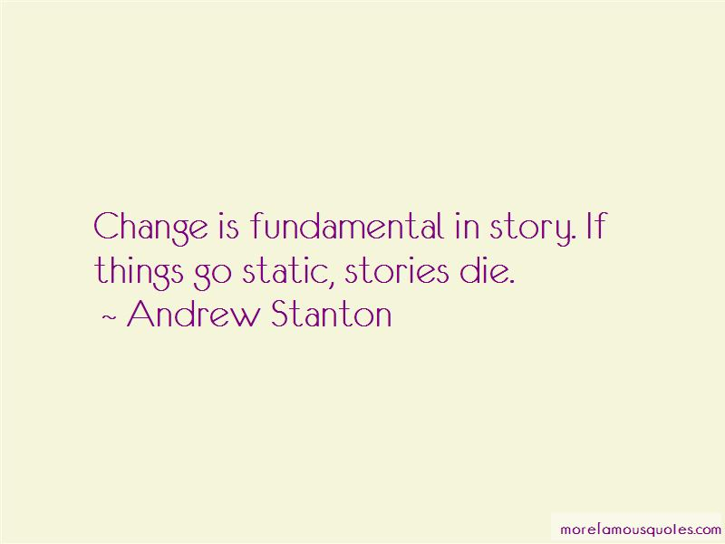 Andrew Stanton Quotes Pictures 2