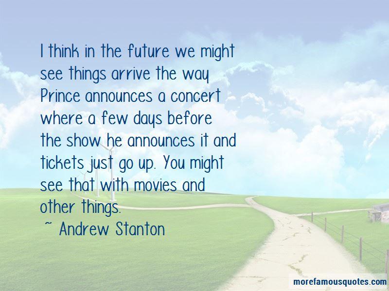 Andrew Stanton Quotes