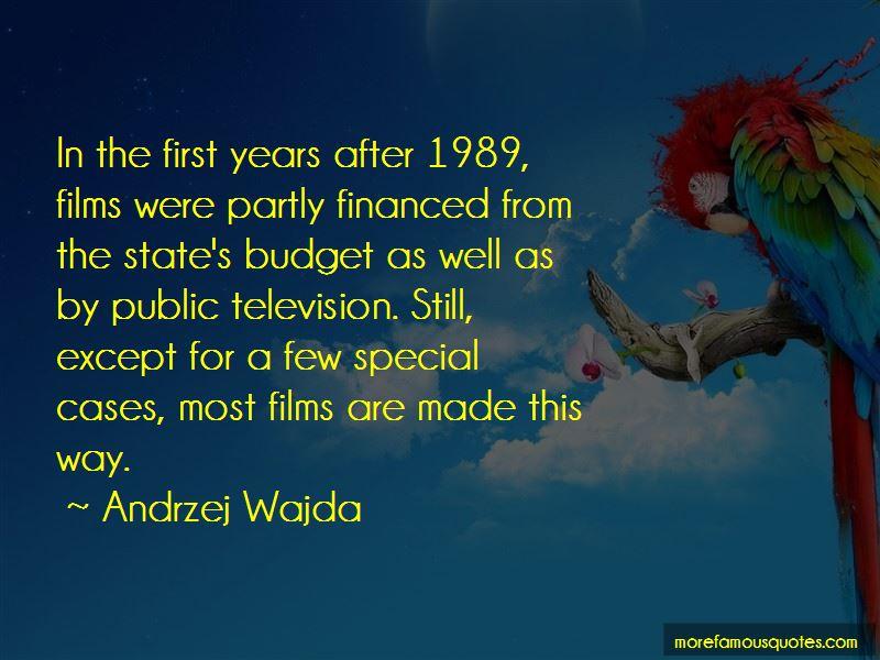 Andrzej Wajda Quotes Pictures 2