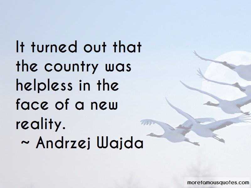 Andrzej Wajda Quotes
