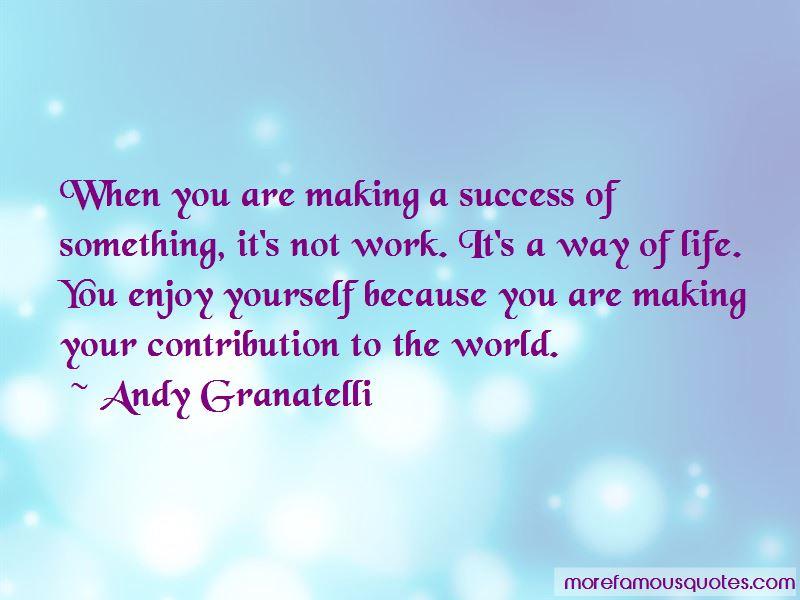 Andy Granatelli Quotes