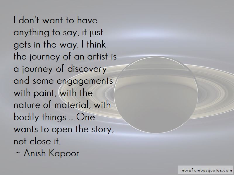 Anish Kapoor Quotes Pictures 2