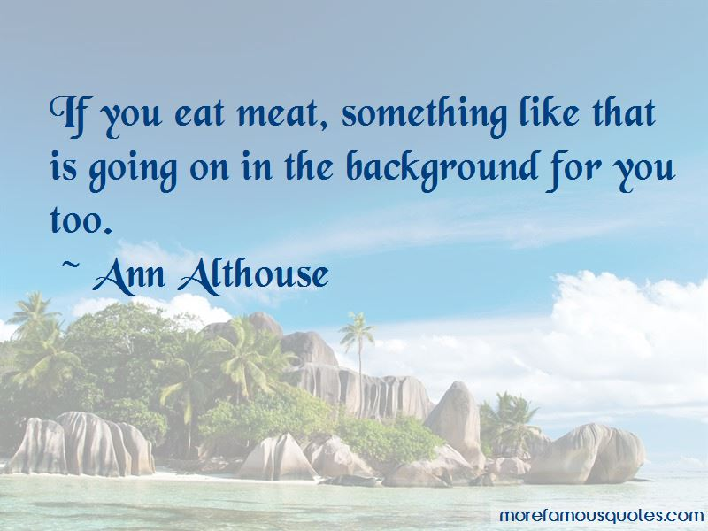 Ann Althouse Quotes Pictures 2
