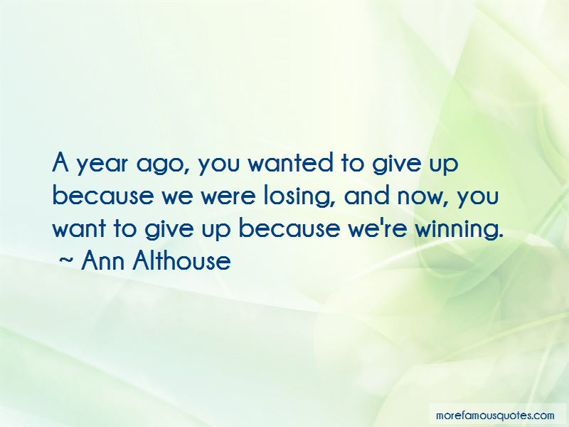 Ann Althouse Quotes Pictures 3