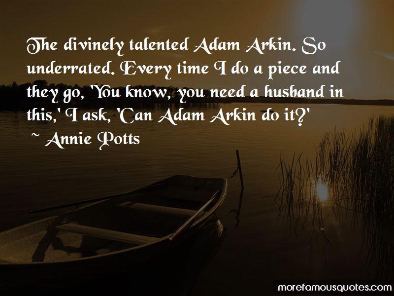 Annie Potts Quotes Pictures 2