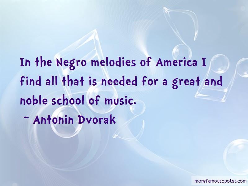 Antonin Dvorak Quotes Pictures 4