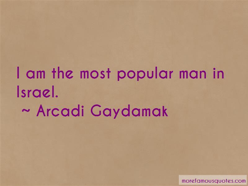 Arcadi Gaydamak Quotes Pictures 2
