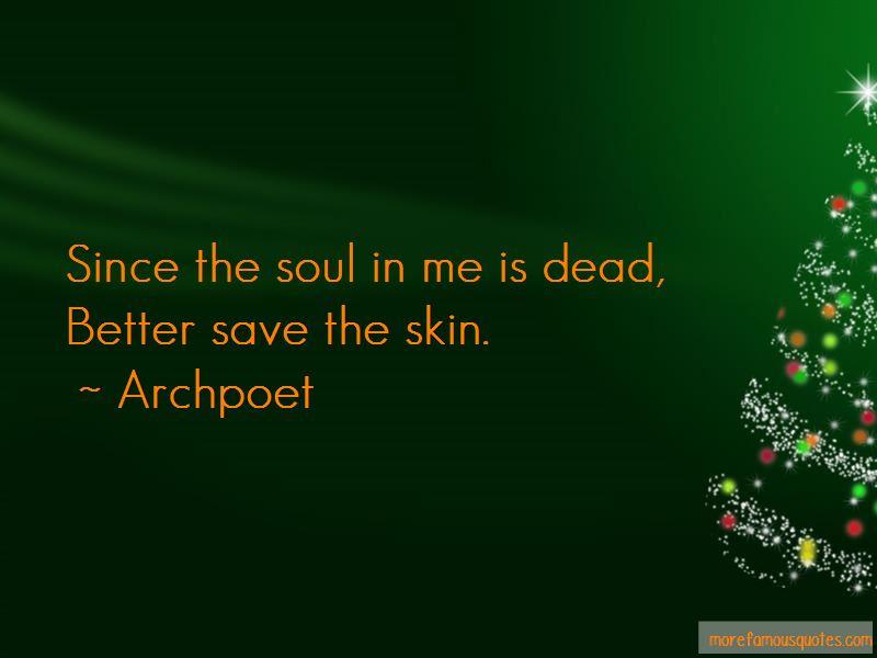 Archpoet Quotes