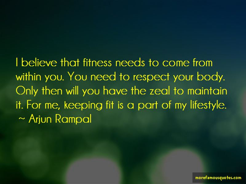 Arjun Rampal Quotes Pictures 2