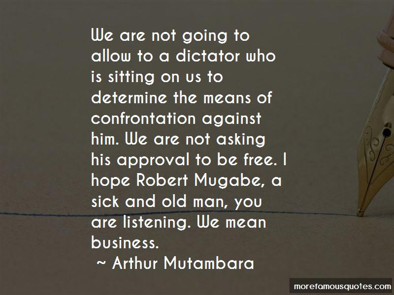 Arthur Mutambara Quotes Pictures 2