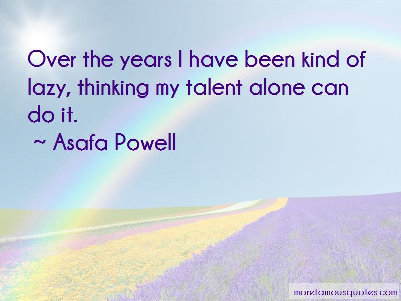 Asafa Powell Quotes Pictures 4