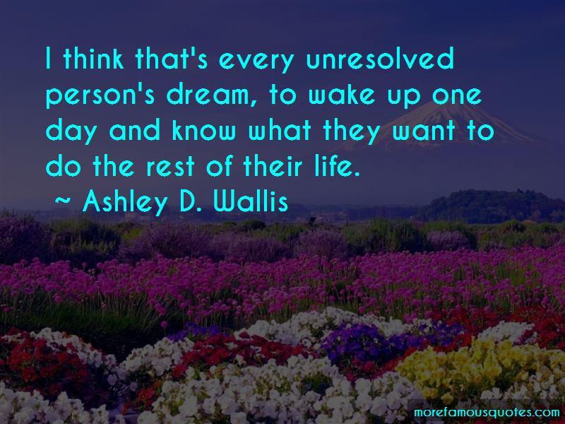 Ashley D. Wallis Quotes Pictures 2