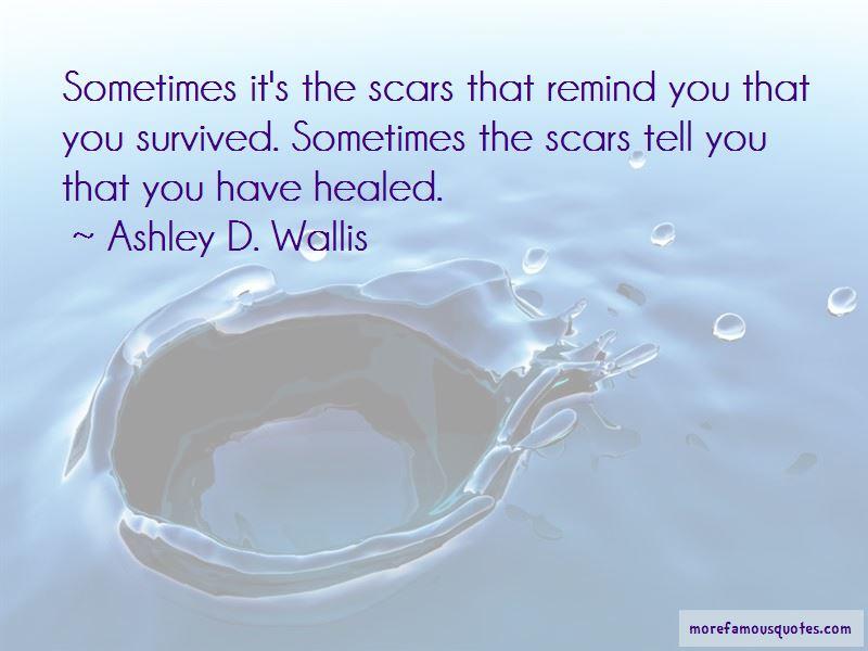 Ashley D. Wallis Quotes Pictures 3
