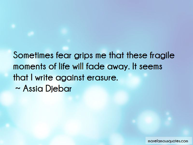 Assia Djebar Quotes Pictures 3