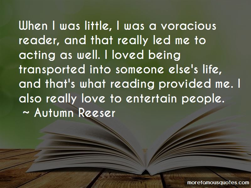 Autumn Reeser Quotes Pictures 4