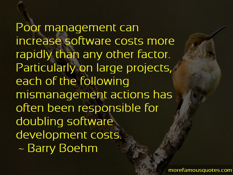 Barry Boehm Quotes Pictures 2