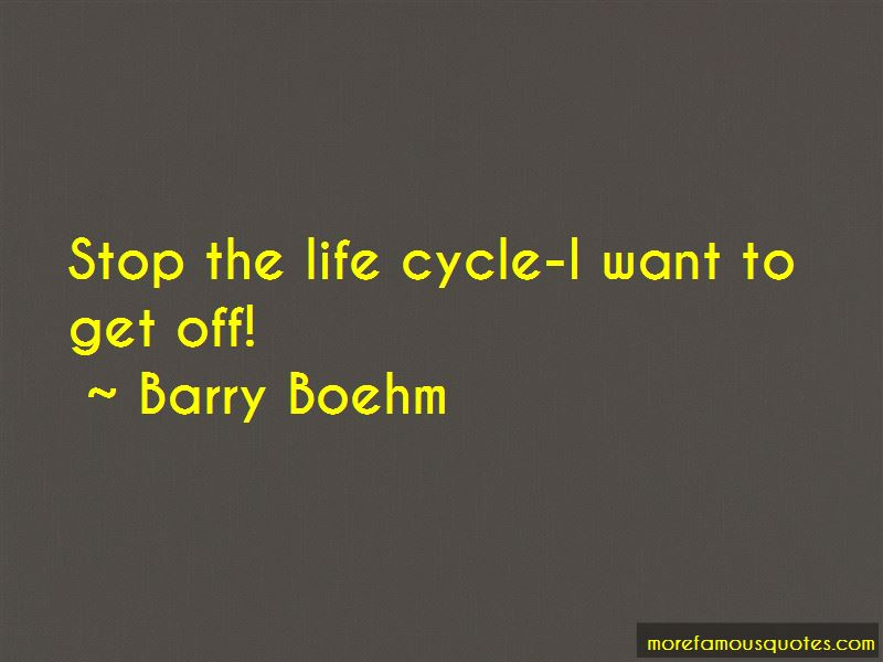 Barry Boehm Quotes Pictures 3