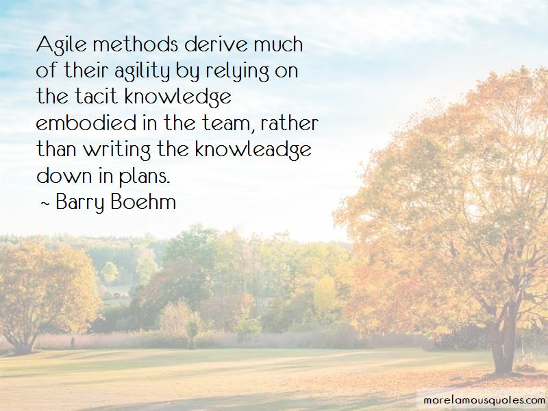 Barry Boehm Quotes Pictures 4