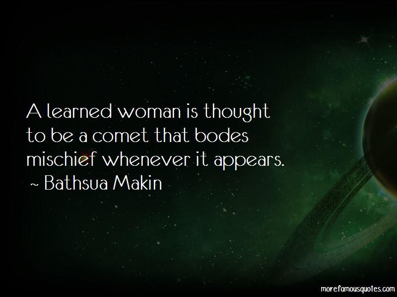 Bathsua Makin Quotes