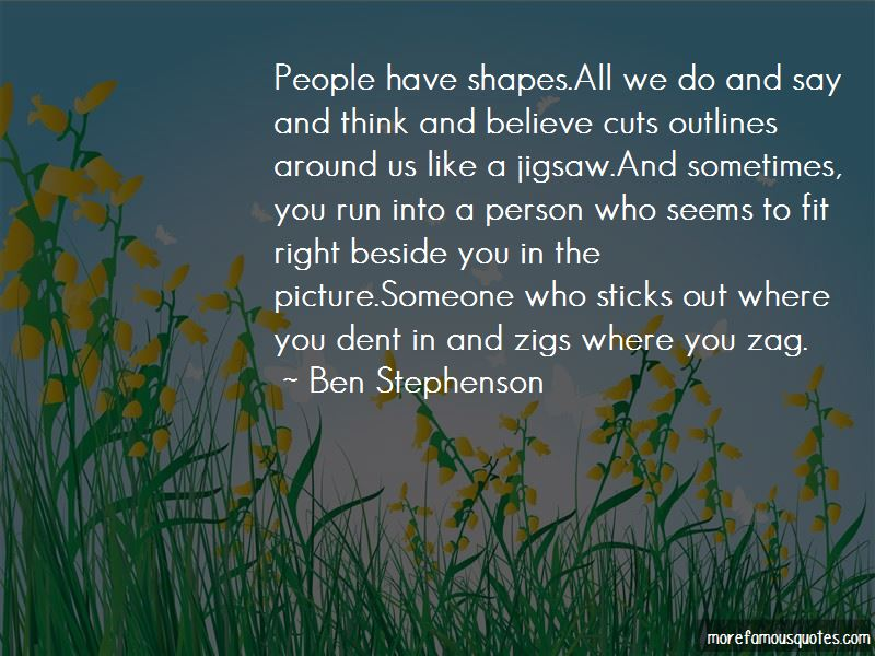 Ben Stephenson Quotes Pictures 3