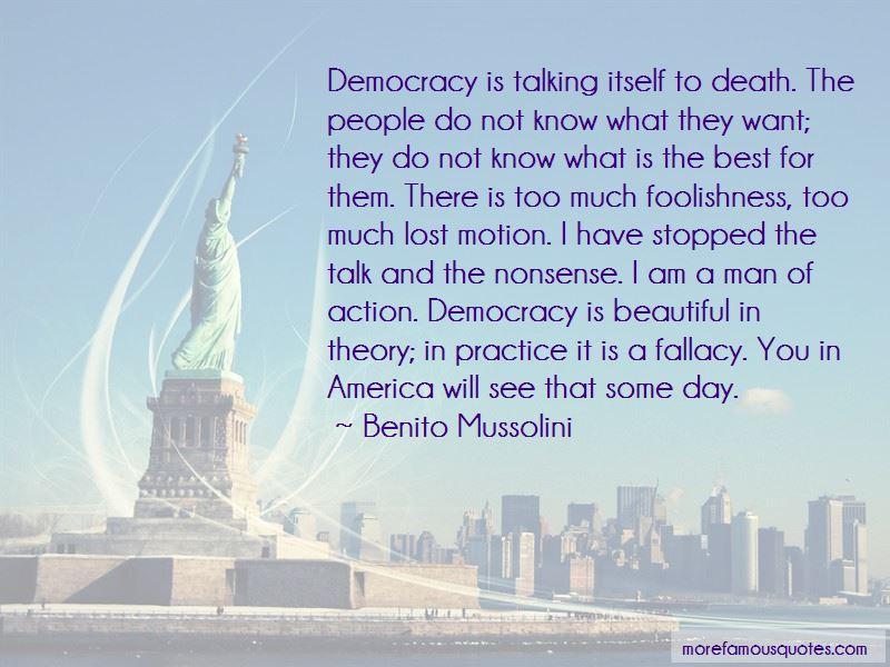 Benito Mussolini Quotes Pictures 2