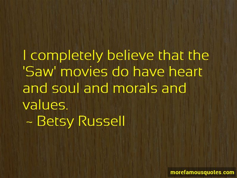 Betsy Russell Quotes Pictures 2