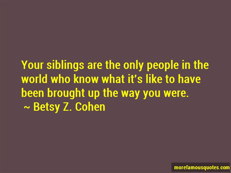 Betsy Z. Cohen Quotes Pictures 2