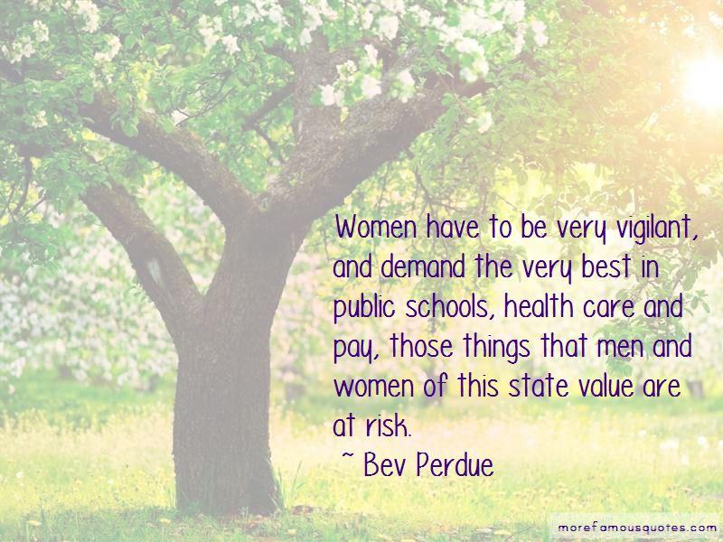 Bev Perdue Quotes Pictures 2
