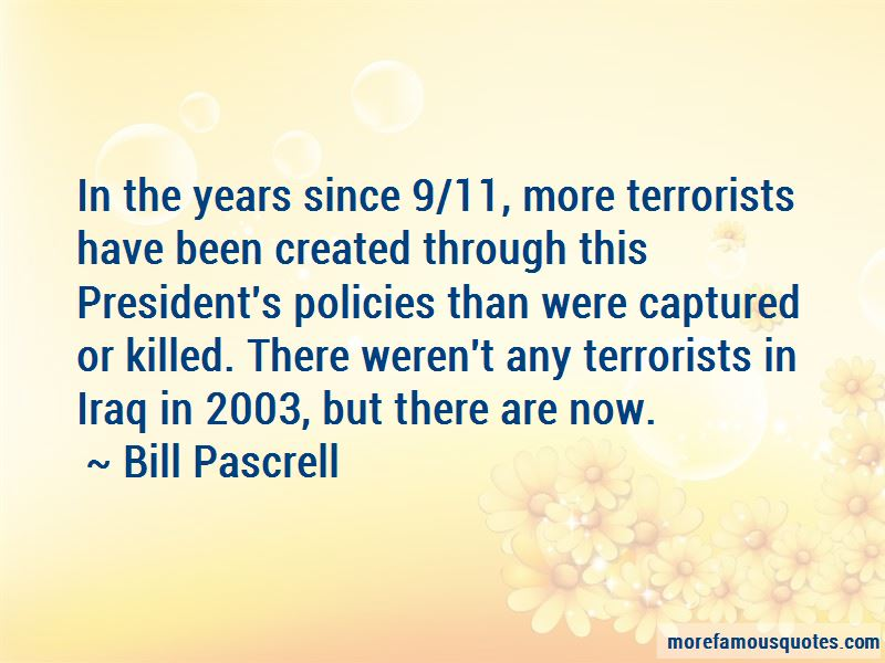 Bill Pascrell Quotes Pictures 2