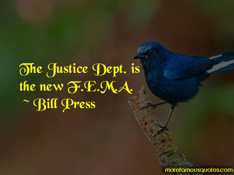 Bill Press Quotes Pictures 2