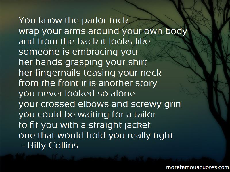 Billy Collins Quotes Pictures 4