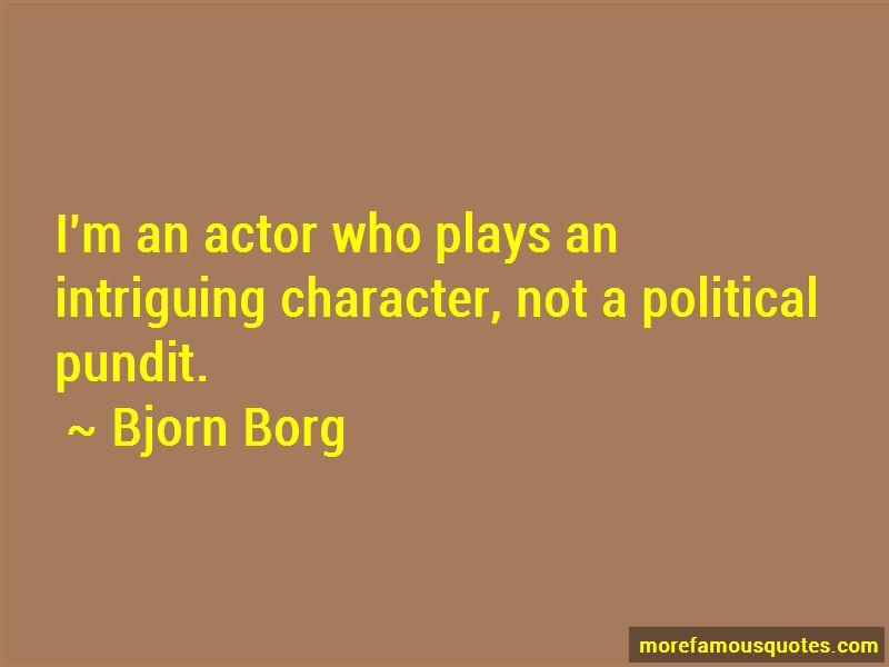 Bjorn Borg Quotes Pictures 2